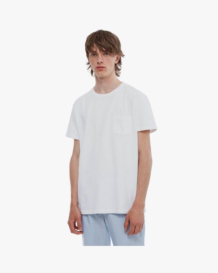 Schnayderman's T-Shirt Jersey White
