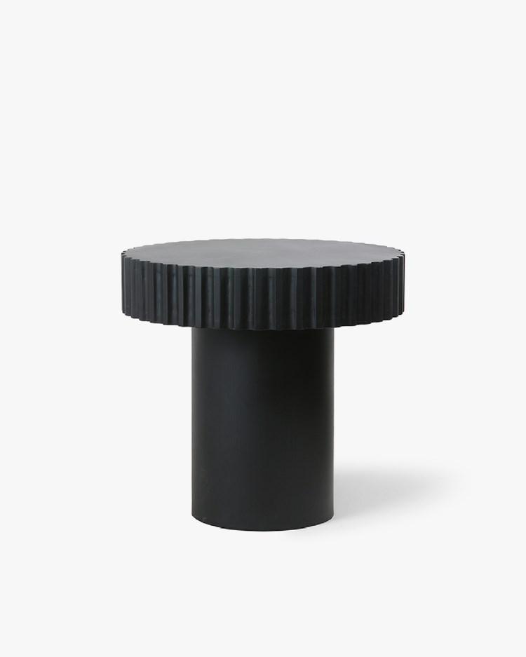 HK Living Coffee Table Pillar Round