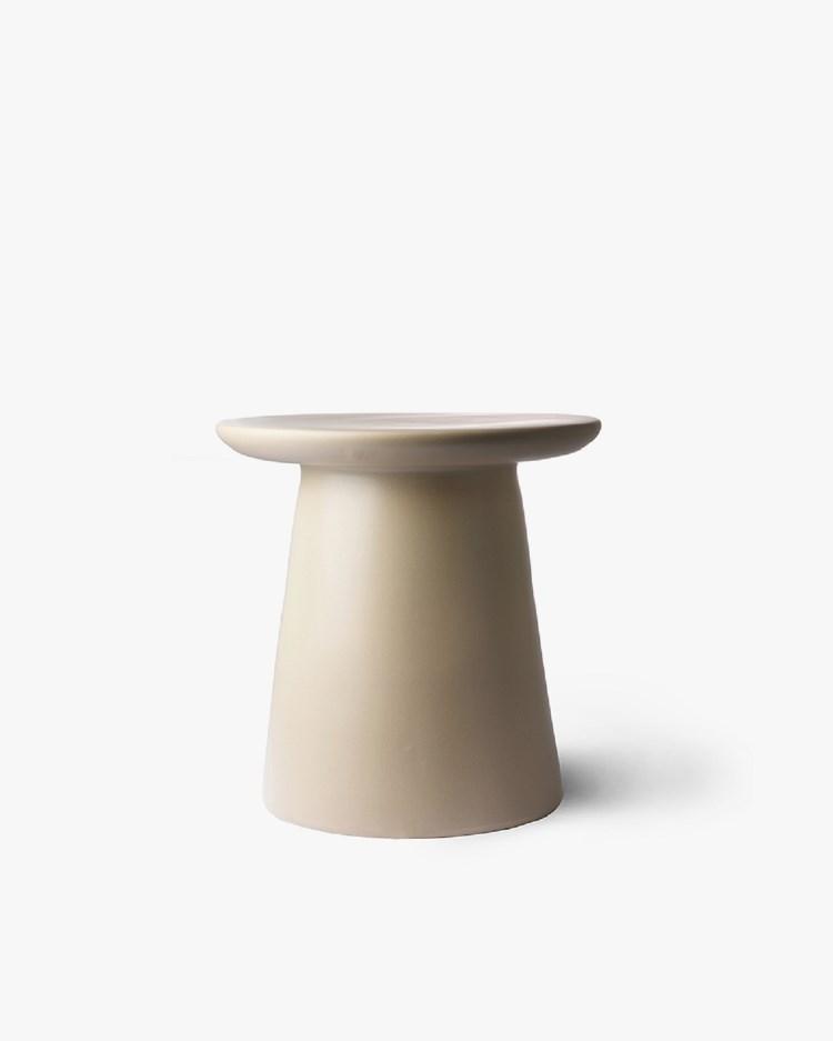 HK Living Earthenware Side Table