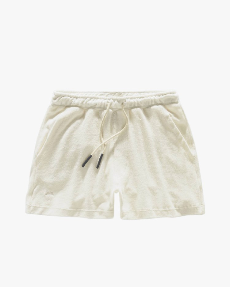 Oas Company Terry Shorts White
