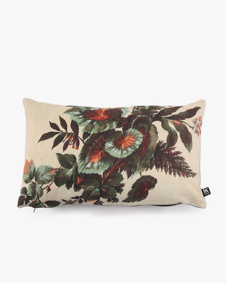 HK Living Printed Cushion Kyoto