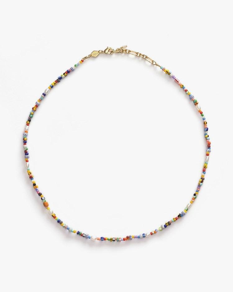 Anni Lu Petit Alaia Necklace Gold