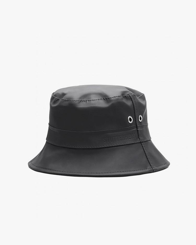 Stutterheim Beckholmen Hat Black