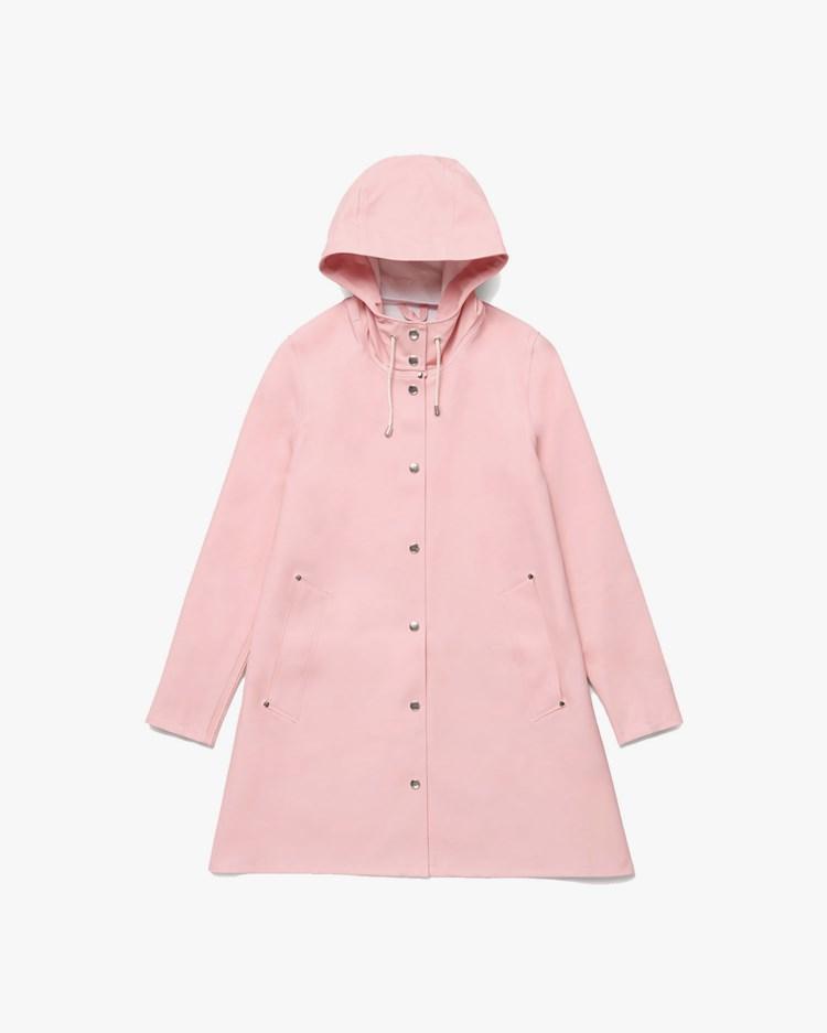 Stutterheim Mosebacke Raincoat Pale Pink