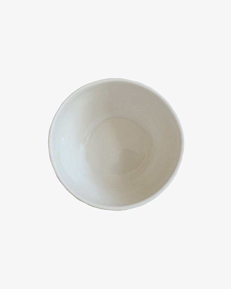 Tell Me More Lille Bowl Off White