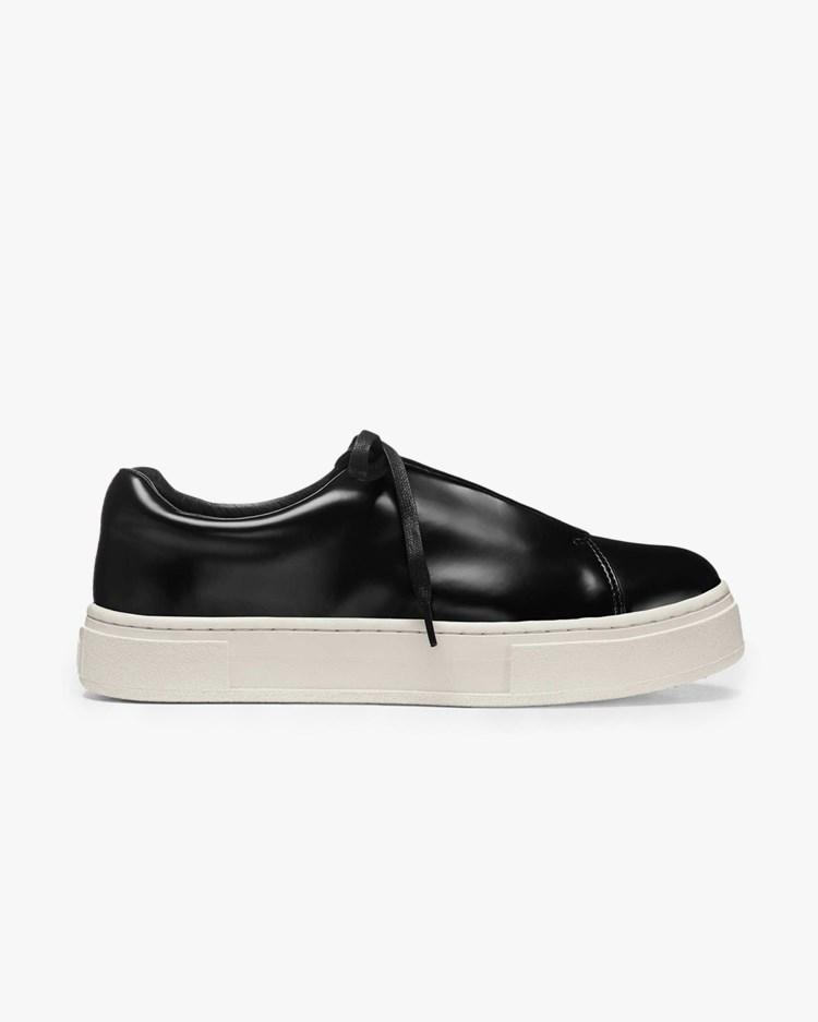 Eytys Doja Black Leather
