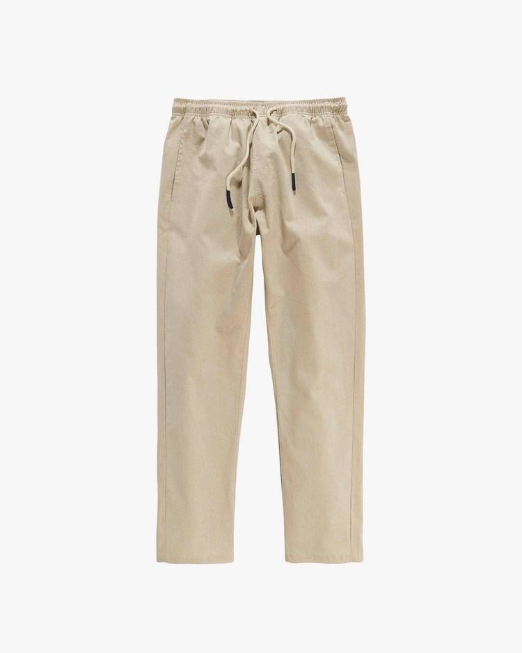 Oas Company Linen Long Pants Beige
