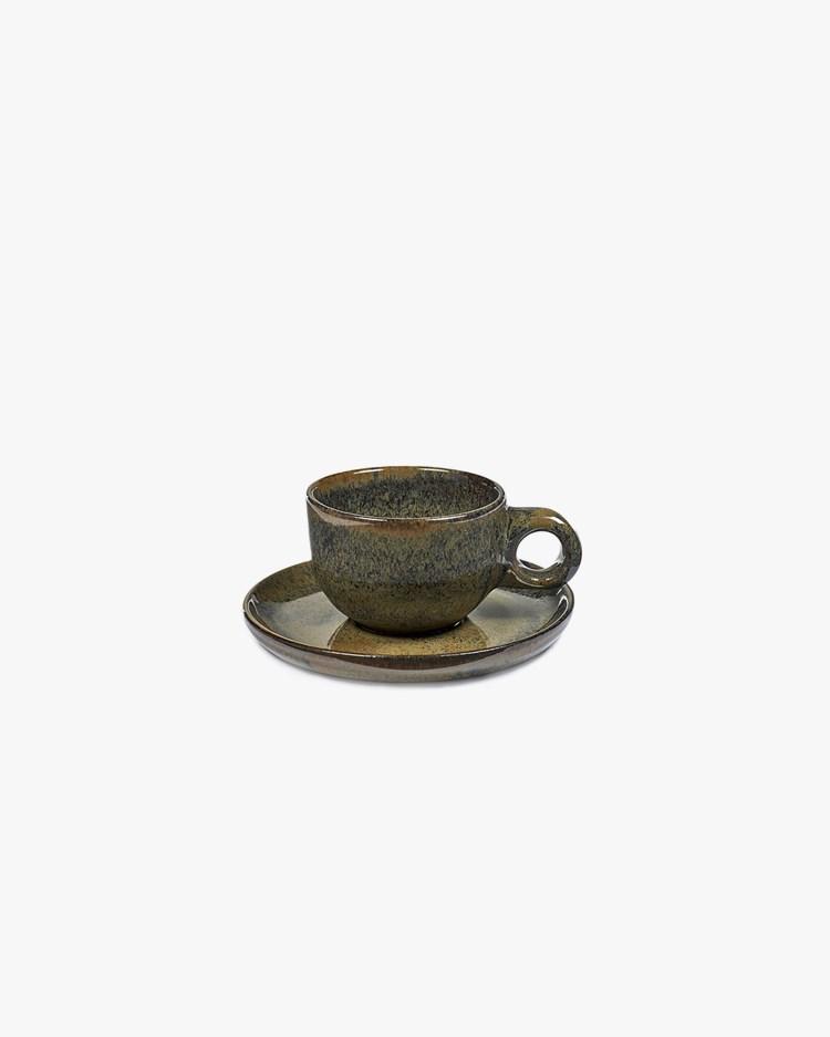 Serax Cafe Lungo Cup & Saucer