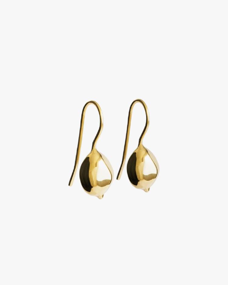 Lugot L'quintenssenza Earrings Gold