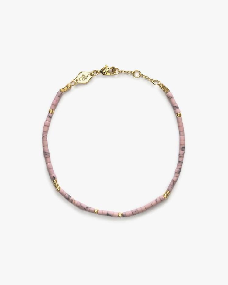 Anni Lu Sun Stalker Bracelet Apricot