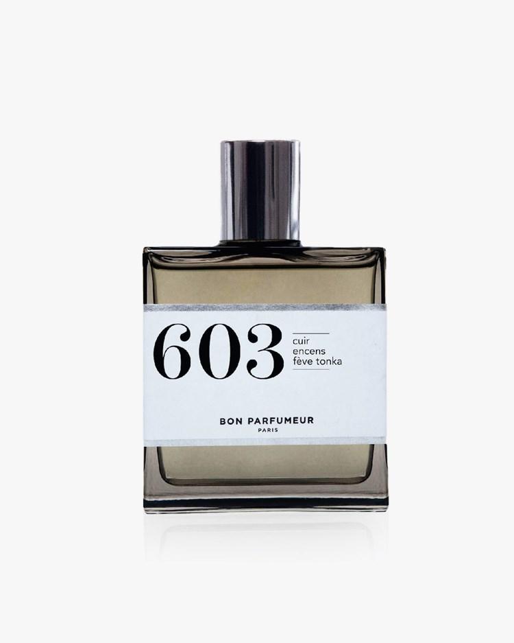 Bon Parfumeur 603 Edp Leather/Incense/Tonka