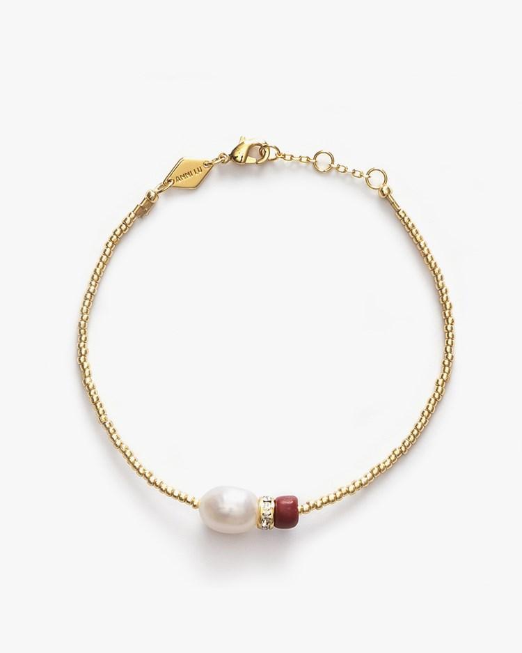 Anni Lu Sun Dance Bracelet Sangria