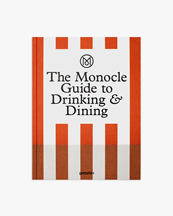Book Monocle Guide to Drinking & Dining