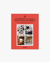 Book The Monocle Guide to Shops, Kiosks & Markets
