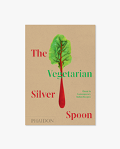 New Mags The Vegetarian Silver Spoon