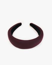 Pico Emma Plain Headband Bordo
