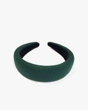 Pico Emma Plain Headband Green