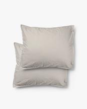 Midnatt Pillow Case Pebble