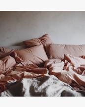 Midnatt Pillow Case Wilted