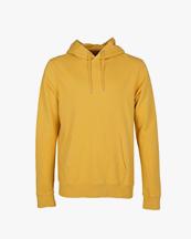 Colorful Standard Classic Organic Hood Burned Yellow