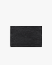P.A.P Accessories Aho Wallet BlackLeather