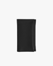 P.A.P Accessories Martin Card Wallet Black Leather
