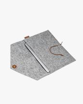 P.A.P Accessories Saltholmen Ipad Cover Light Grey Felt