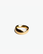 Blue Billie Small Ring Gold