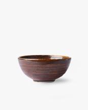 HK Living Kyoto Rustic Dessert Bowl