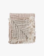 Garbo & Friends Mellow Blanket Tawny