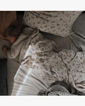 Garbo & Friends Muslin Bedset Baby Clover