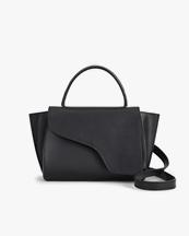 Atp Atelier Arezzo Handbag Black