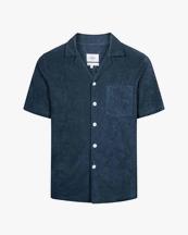 Nikben Bowling Terry Shirt Navy