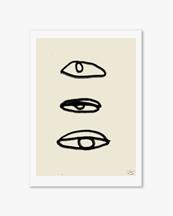 Wall Of Art Anna Mörner Eyes