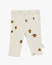 Konges Sløjd Newborn Pants Lemon
