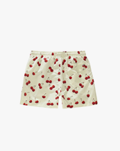 Oas Company Swim Shorts Cherry