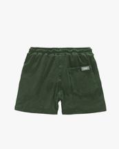 Oas Company Terry Shorts Green