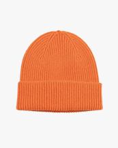 Colorful Standard Merino Wool Beanie Burned Orange