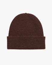 Colorful Standard Merino Wool Beanie Coffee Brown
