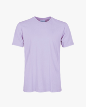 Colorful Standard Classic Organic Tee Soft Lavender