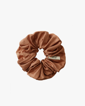 A Part Of The Art Scrunchie Toasted Nut