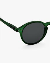 Izipizi #D Sun Green Crystal Soft