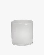 Olsson & Jensen Luna Candle Holder White