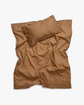 Midnatt Baby Bed Set Dromedary