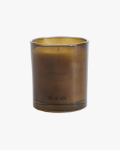 Tell Me More Scented Candle Noir Opium