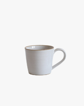 Tell Me More Rivello Cup White