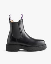 Eytys Ortega Black Leather