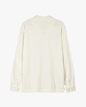 Oas Company Camisa Terry Shirt White