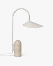 Ferm Living Arum Table Lamp Cashmere