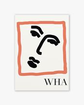Wall Of Art Lisa Wirenfelt Wha